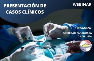 Webinar: Presentación de Casos Clínicos