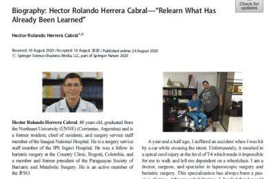 Biography: Hector Rolando Herrera Cabral