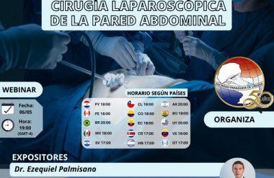 Cirugía Laparoscópica de la Pared Abdominal