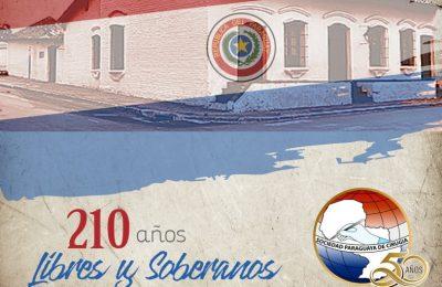210 años libres y soberanos