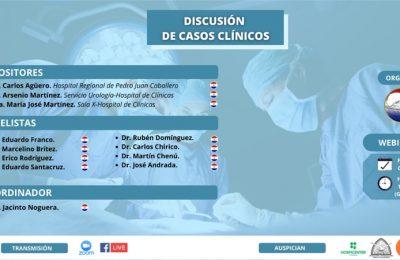 Webinar: Discusión de casos clínicos