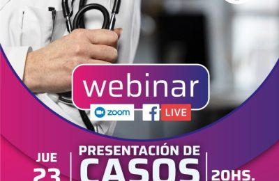Webinar presentación de casos clínicos