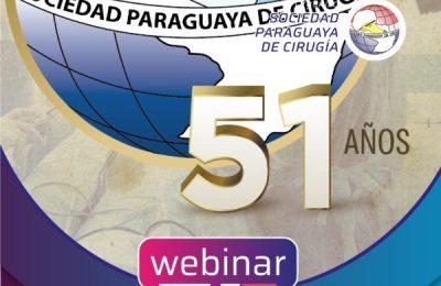 Webinar 51 Aniversario de la SOPACI: Tumor de Hígado.